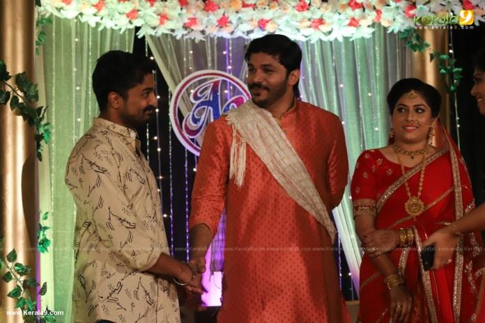 Anjali Nair Brother Ajay Wedding Reception photos 053