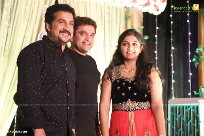 Anjali Nair Brother Ajay Wedding Reception photos 072