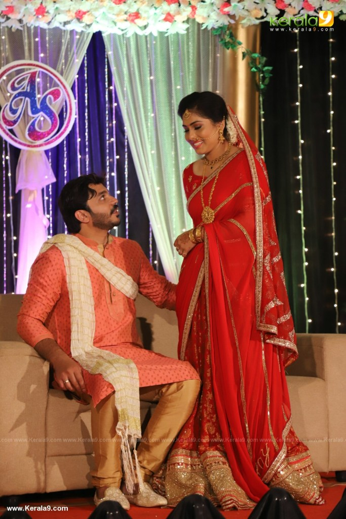 Anjali Nair Brother Ajay Wedding Reception photos 086