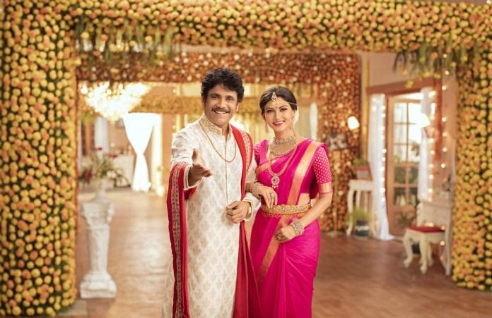 Nagarjuna to inaugurate the Kalyan Jewellers showroom in Hyd 1