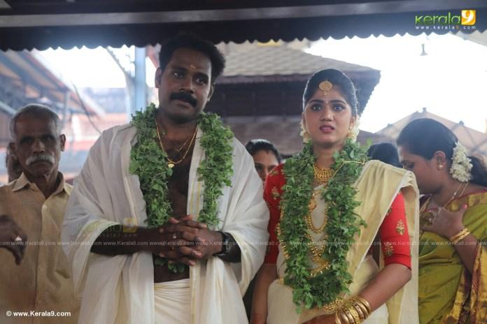 Senthil Krishna Rajamani Marriage Photos 120