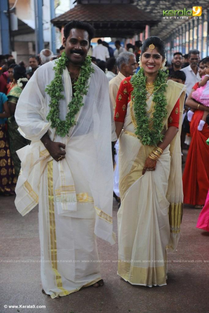 Senthil Krishna Rajamani Marriage Photos 157