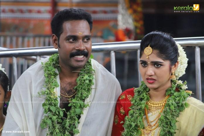 Senthil Krishna Rajamani Marriage Photos 173