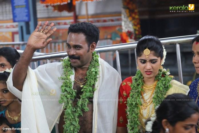 Senthil Krishna Rajamani Marriage Photos 175