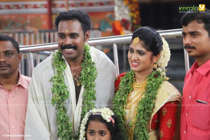 Senthil Krishna Rajamani Marriage Photos 188