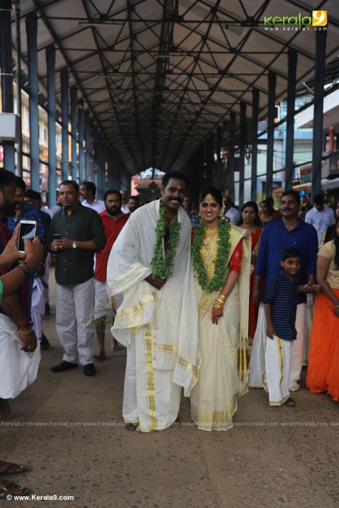 Senthil Krishna Rajamani Marriage Photos 191