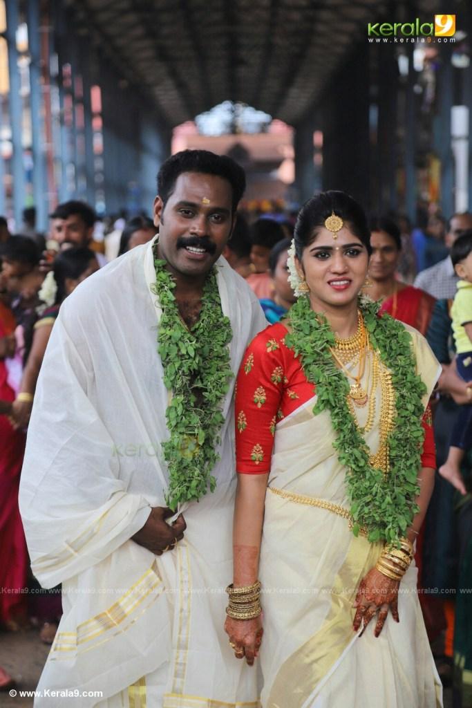Senthil Krishna Rajamani Marriage Photos 200