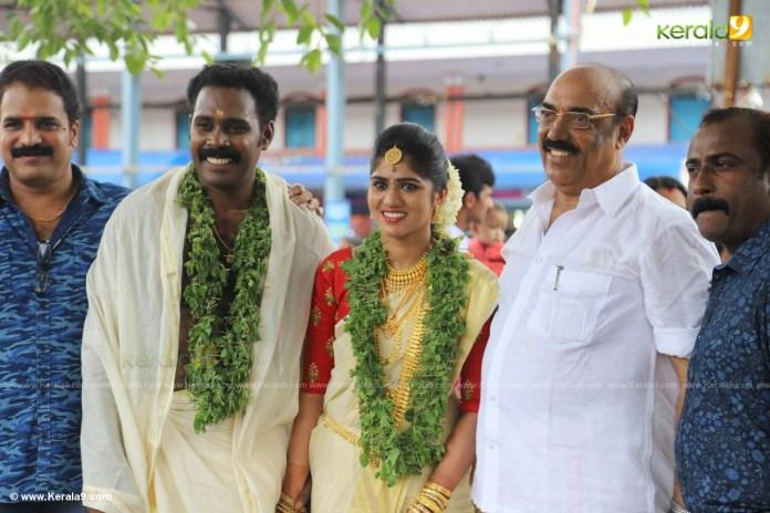 Senthil Krishna Rajamani Marriage Photos 208