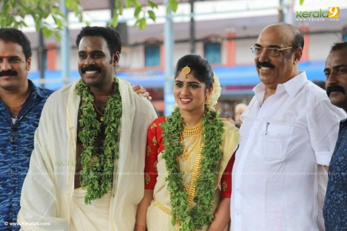 Senthil Krishna Rajamani Marriage Photos 210