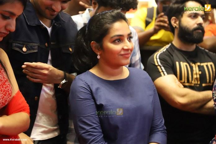 priya varrier at finals malayalam movie audio launch photos 003