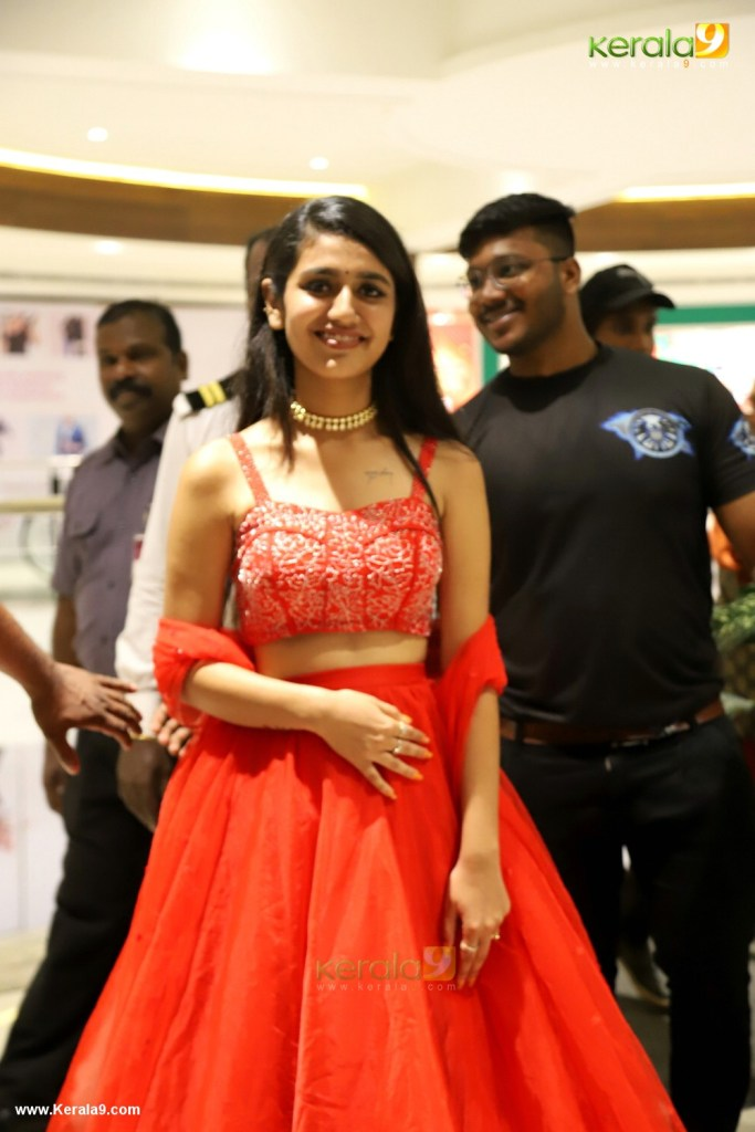 priya varrier at finals malayalam movie audio launch photos 005