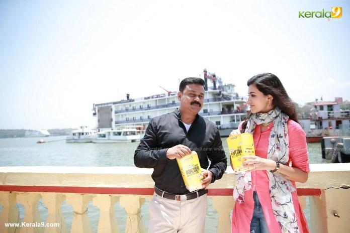 actress Anju Kurian in jack daniel malayalam movie stills 013