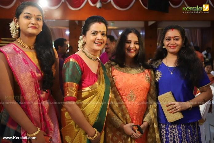 actress mahalakshmi marriage photos 012