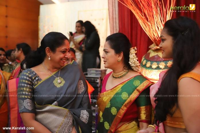 actress mahalakshmi marriage photos 025