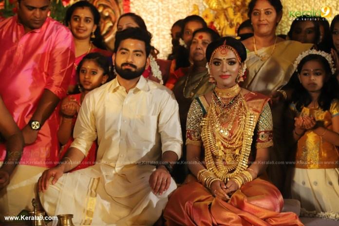 actress mahalakshmi marriage photos 049