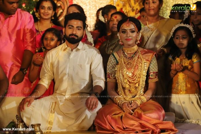 actress mahalakshmi marriage photos 050