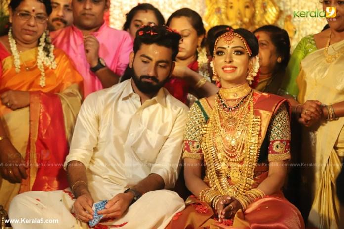 actress mahalakshmi marriage photos 055