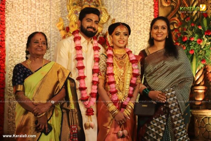 actress mahalakshmi marriage photos 092