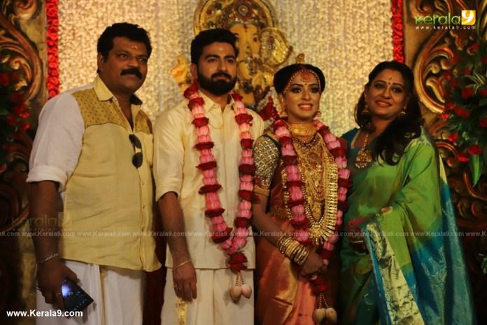 actress mahalakshmi marriage photos 098