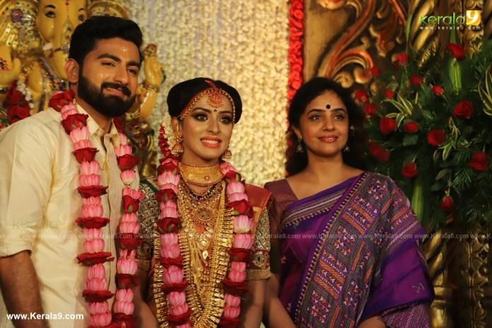 actress mahalakshmi marriage photos 111