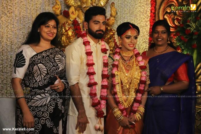 actress mahalakshmi marriage photos 123