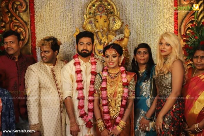actress mahalakshmi marriage photos 124