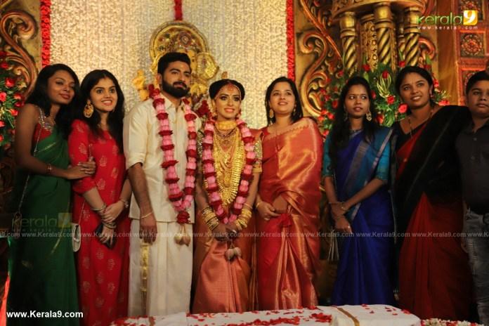 actress mahalakshmi wedding photos 069