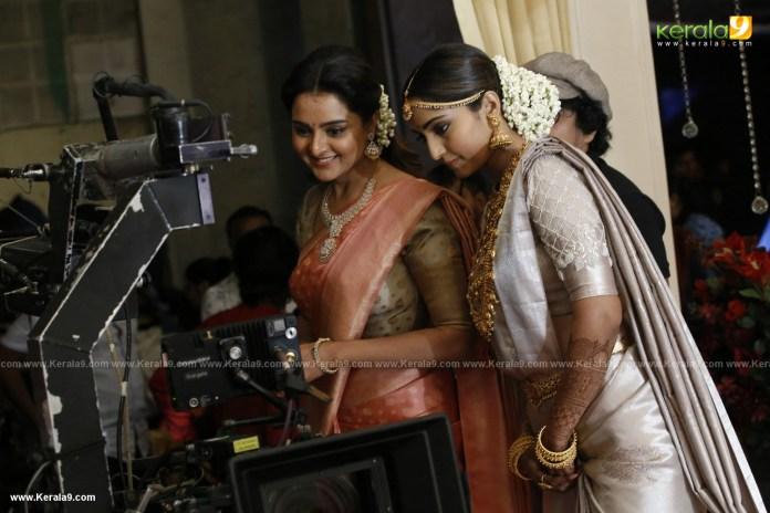 Kalyan Jewellers ad shoot Behind the Scenes photos 003