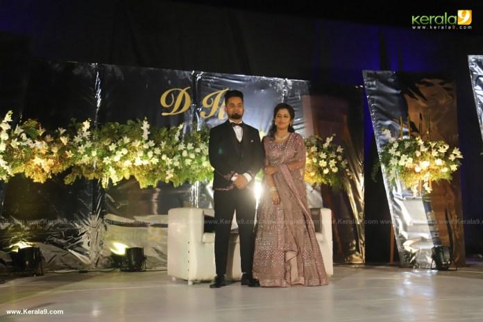 kukku d4 dance marriage wedding reception photos 005