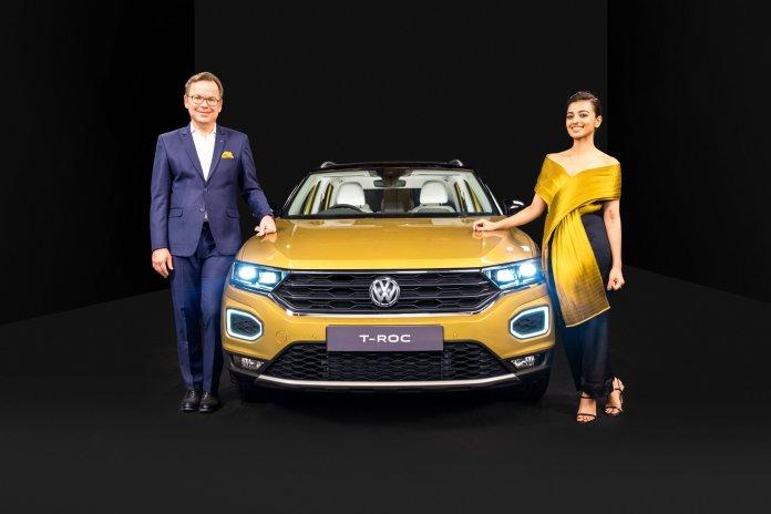 Volkswagen T Roc photos 1