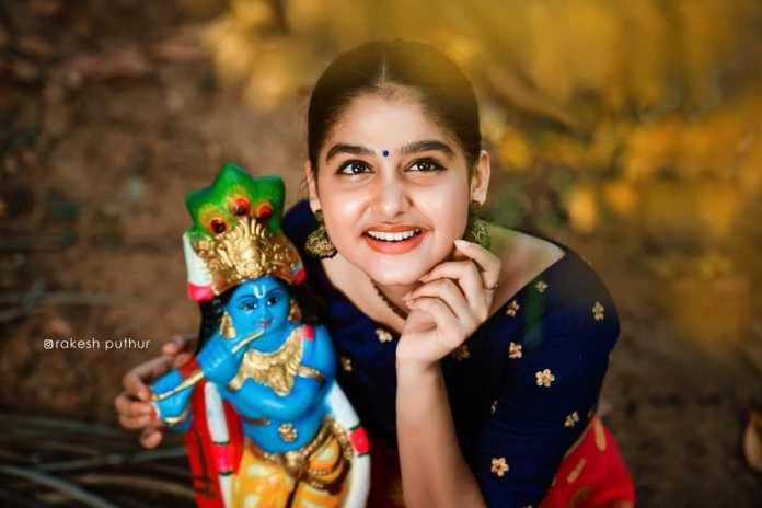 actress anaswara rajan vishu photos 001