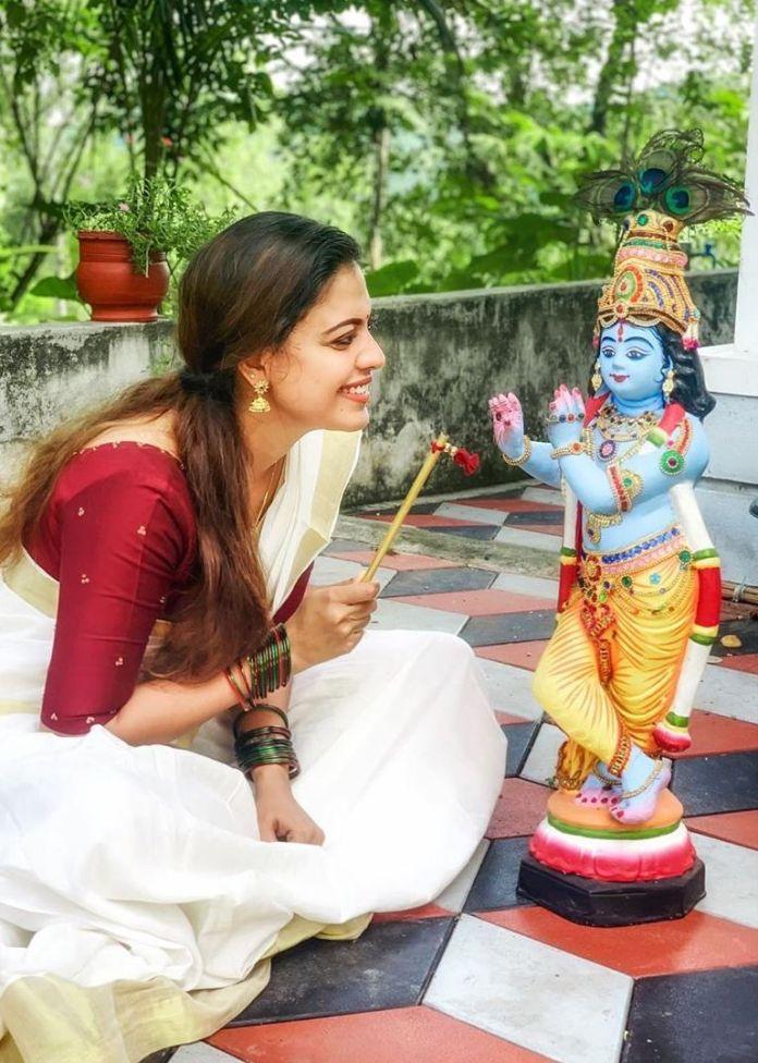 anusree vishu celebration pics 001