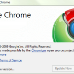 How to update Goolge Chrome Browser