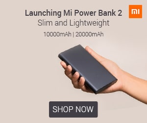 Mi PLM05ZM 20000 mAh Power Bank