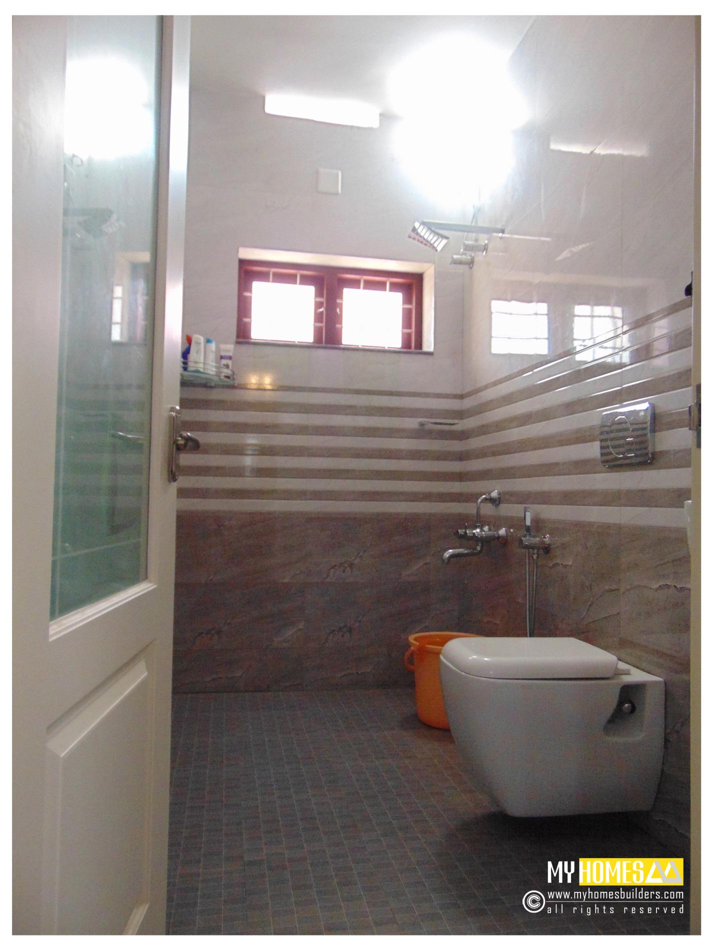Bathroom designs in kerala photos and ideas from my homes on Bathroom Model  id=17397