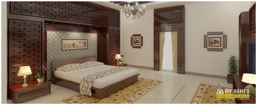Kerala Bedroom Interior