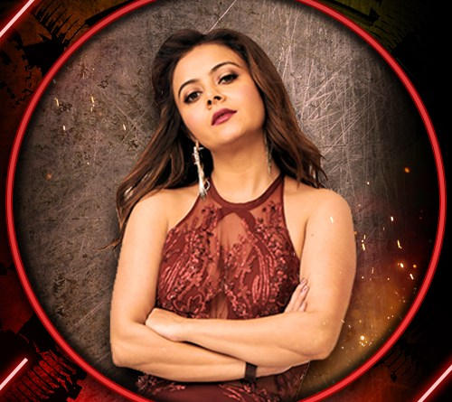 Devoleena Bhattacharjee Bigg Boss 13 contestants