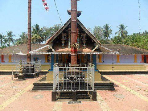 Chendamangalam Ayyappa Temple