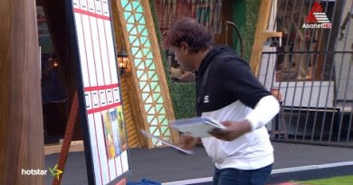 Bigg Boss Malayalam 2 Day 7 episode 8 Highlights Who's the next captain