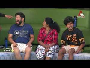 Sujo fall in love but not Alasandra Johnson raghu bigg boss house
