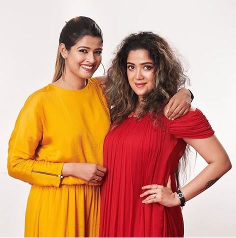Abhirami Suresh and Amrutha SureshBigg-Boss-Malayalam-2-Contestant
