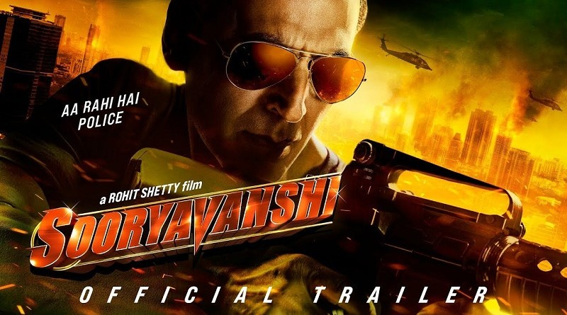 Sooryavanshi Official Trailer Akshay K, Ajay D, Ranveer S, Katrina K Rohit Shetty 24th March
