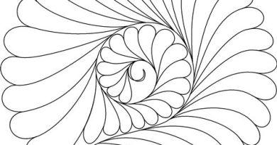 onam pookalam outline designs - 9, onam 2020, onam