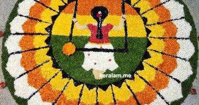 3d Atha pookalam designs , Onam Vibes