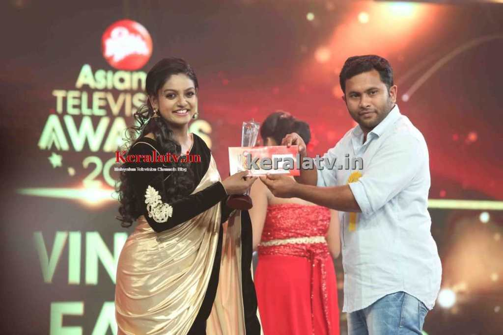 Asianet Television Awards 2015 Winners