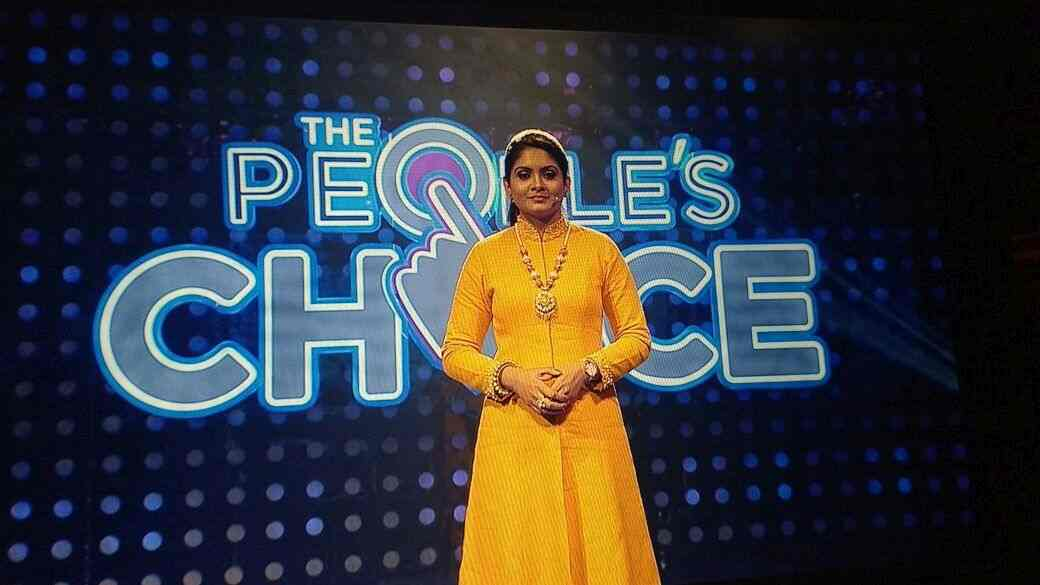 The Peoples Choice Malayalam Game Show On Asianet , Starting on 10th July 2017 at 9.30 P.M