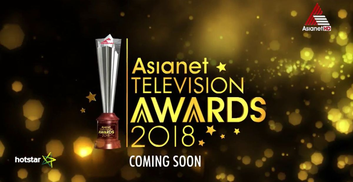 Asianet Television Awards 2018 Coming Soon On Asianet and Asianet HD Channel