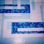 Фото укладка мозаики - керамастер