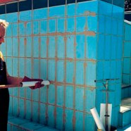 ремонт межплиточных швов в бассейне