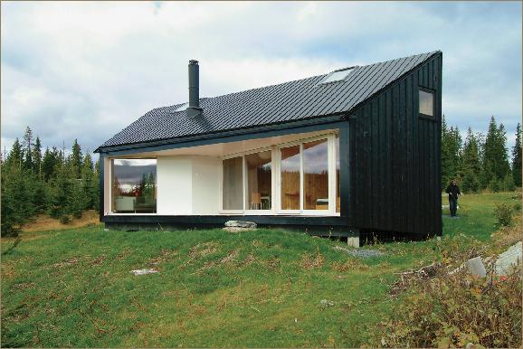 Архитектурные стили: Регионализм.